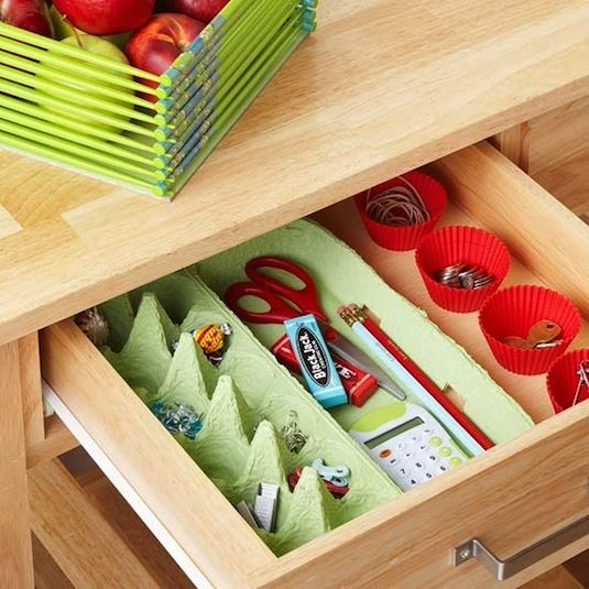 50-Genius-Storage-Ideas-all-very-cheap-and-easy-Great-for-organizing-and-small-houses-drawer-dividers