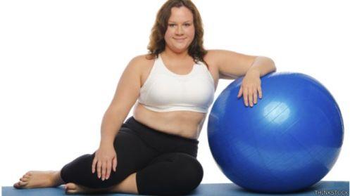 sobrepeso y ejercicio